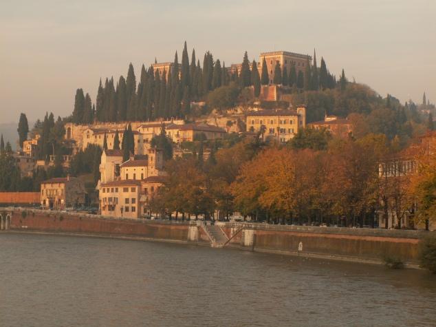 Verona, listopad 2008
