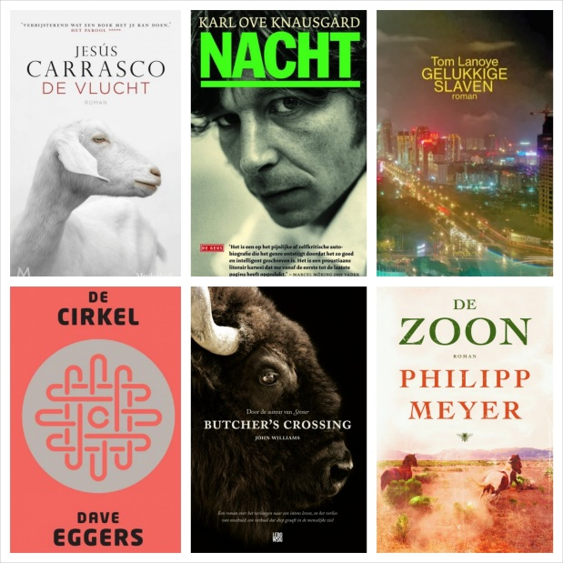 Boeken 2013-2