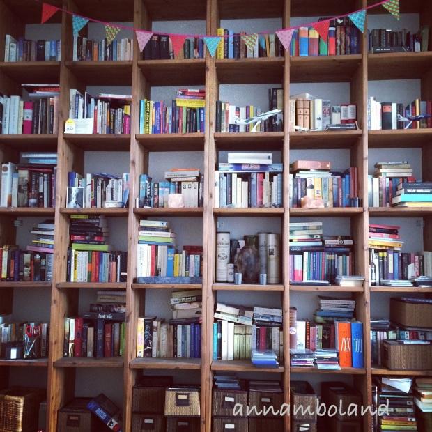 Day 17 Bookshelf