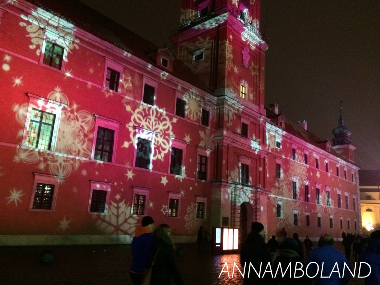 Koninklijke Paleis in Warschau
