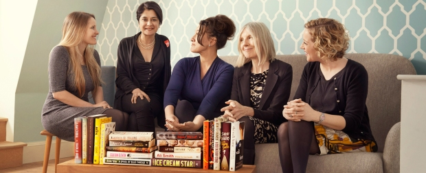 Foto: Bailey's Women's Prize for Fiction
