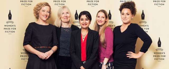 Foto: Baileys Women's Prize for Fiction