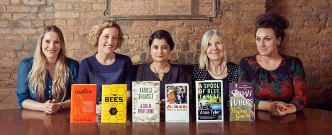 Foto: oficjalna strona Baileys Women's Prize for Fiction