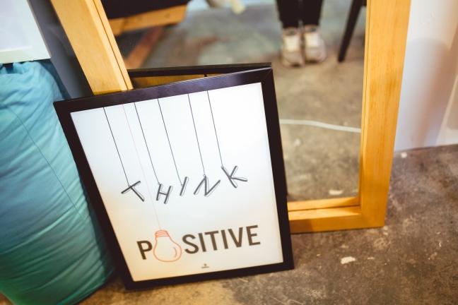 kaboompics.com_Think Positive Poster